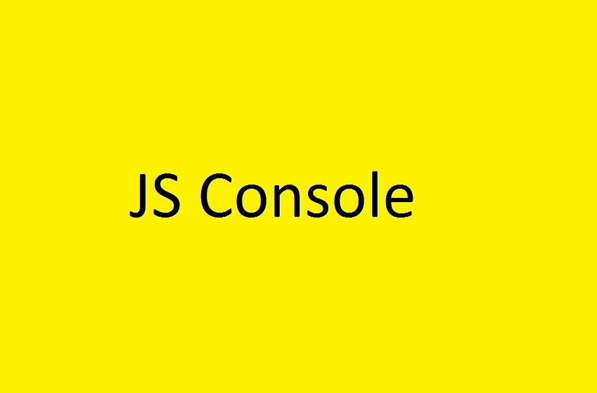 js-console